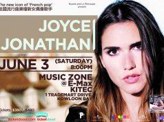 Joyce Jonathan concert Hong Kong