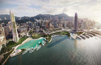 Futur Central Waterfront