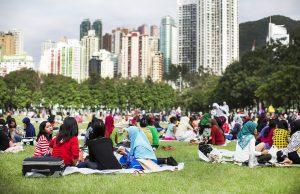 domestiques indonesiennes Victoria Park