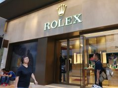 Magasin Rolex Hong Kong