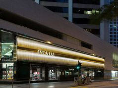 Prada landmark Hong kong