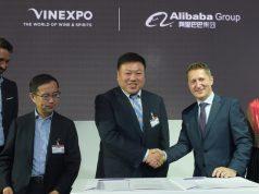 vinexpo Alibaba
