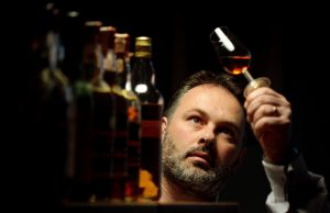 David Robertson whisky