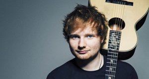 Ed Sheeran concert 2017