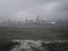 typhon Hong Kong