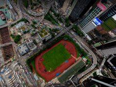 Wan Chai Sports Ground Google View