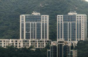 immeuble de luxe Mont Nicholson