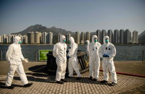 exercice accident nucleaire hong kong