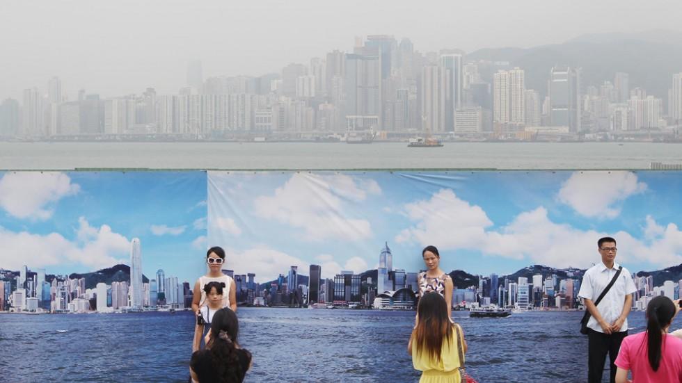 Pollution Hong Kong