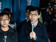 Raphael Wong et Joshua Wong