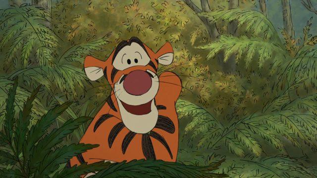Tigrou tigre jungle