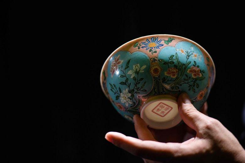 bol dynastie Qing