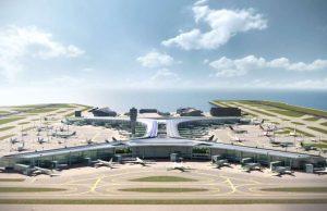 Terminal 3 aéroport international de Hong Kong