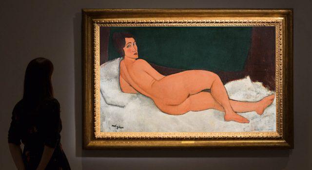 tableau Modigliani Hong Kong