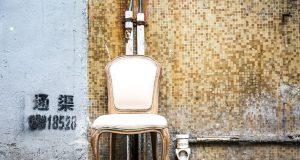 Saskia Wesseling Queen Chair