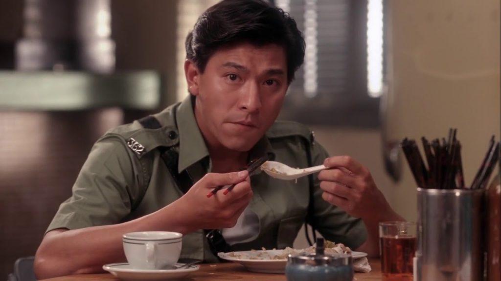 Andy Lau Lee Rock 1991