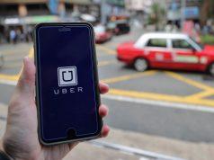 Taxi Uber Hong Kong