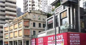 The Pawn Five guys Wan Chai