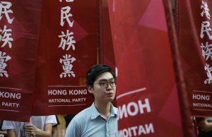 Andy Chan HKNP hong kong