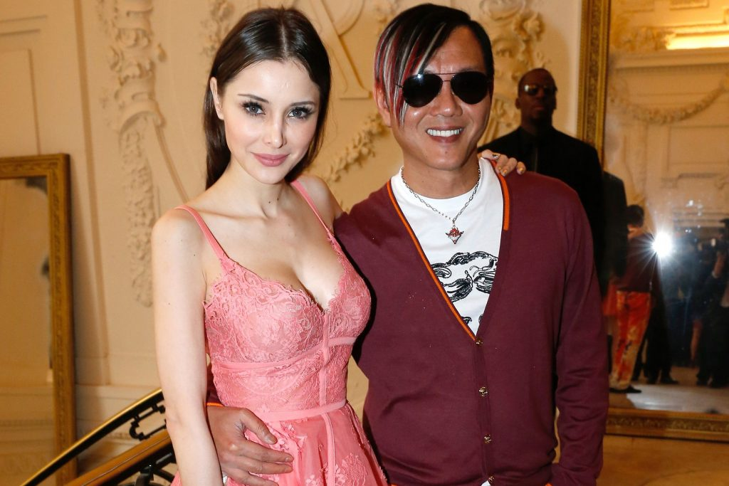 Stephen Hung et Deborah Valdez Hung