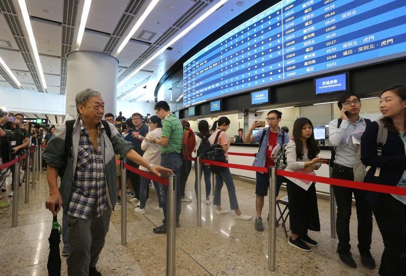 vente billets TGV Hong Kong