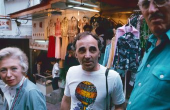 Charles Aznavour Hong Kong