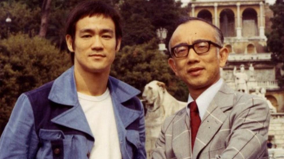 Bruce Lee et Raymond Chow