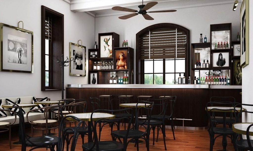 Cafe Claudel Tai Kwun Hong Kong