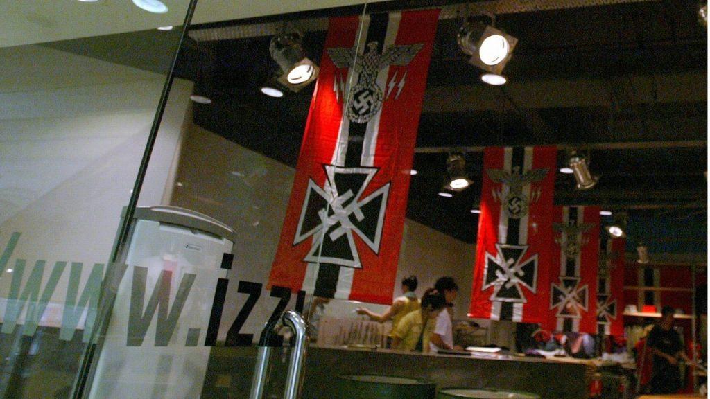 Izzue collection nazi Hong Kong
