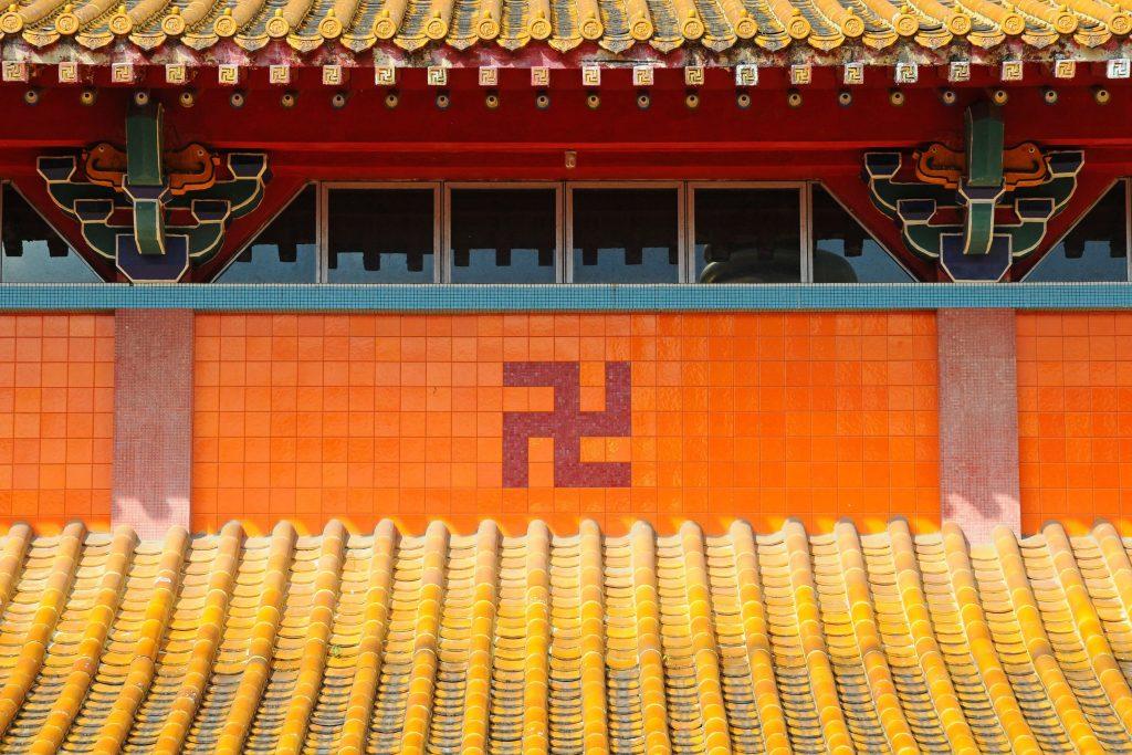 temple swastika
