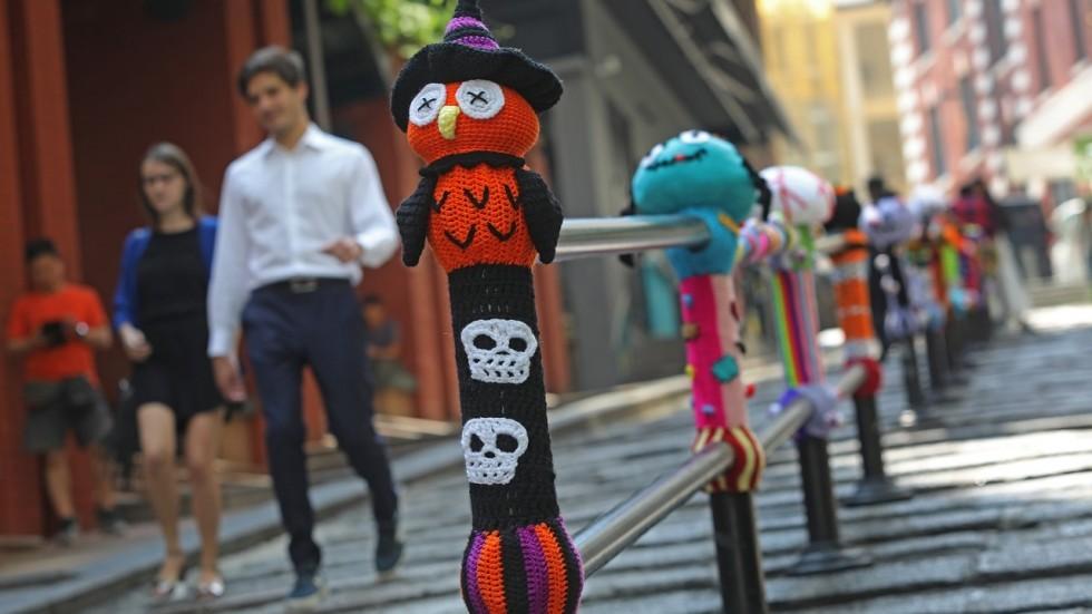Pottinger Street Halloween 2017