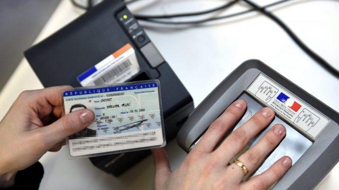 carte identité biométrique France