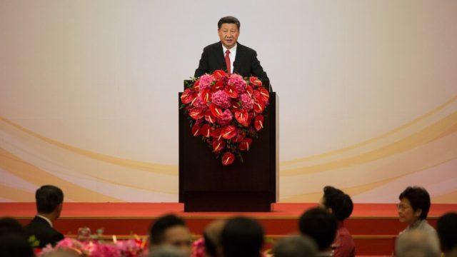 Discours Xi Jinping Hong Kong