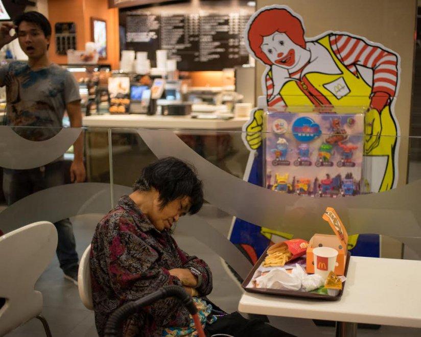 McRefugees Ronald