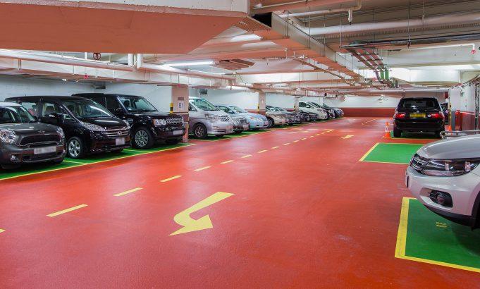 Sino Plaza places de parking