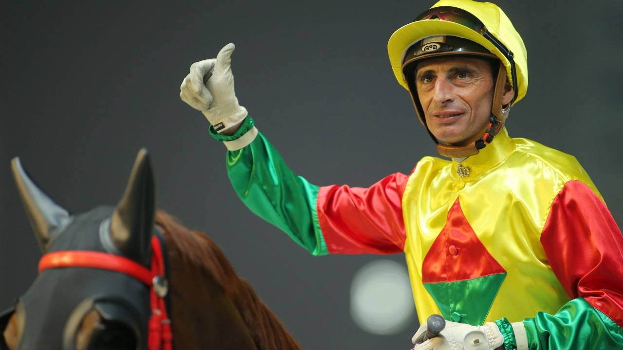 Gérald Mossé : les confidences d'un jockey à Hong Kong