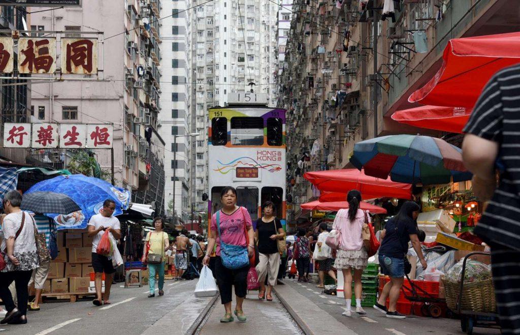 Tramway 151 hong kong