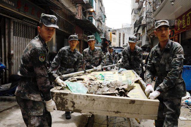 armee chinoise Macao