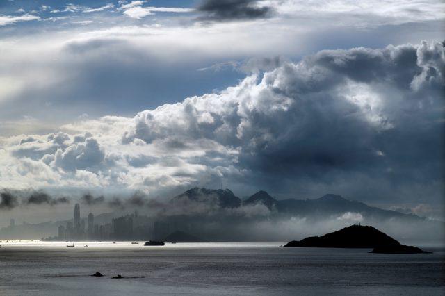 Hong Kong entre ciel et mer