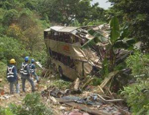 accident bus Tuen Mun 2003