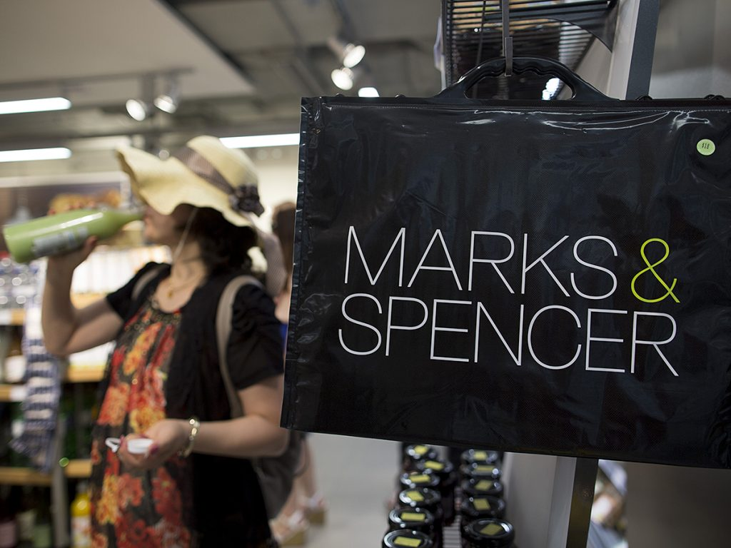 sac marks and spencer