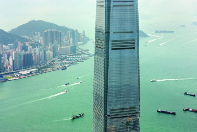 Ritz Carlton Hong Kong ICC