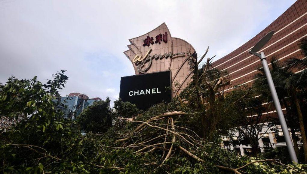 Typhon Macao Wynn Chanel