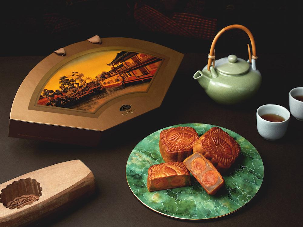 mooncakes Mandarin Oriental 2018