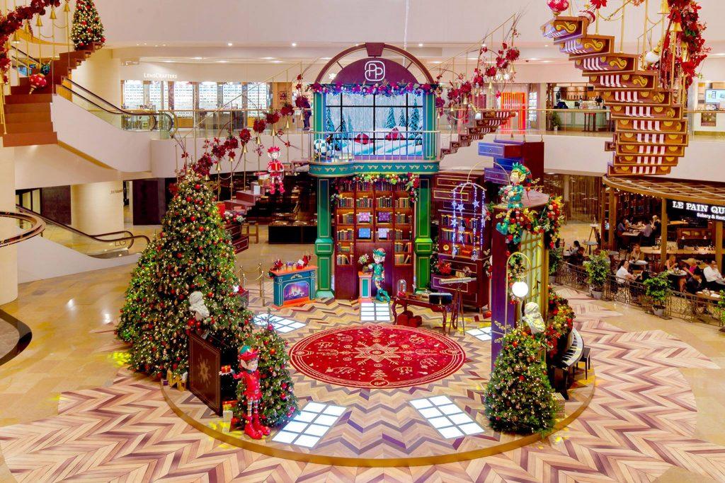 Pacific Place Hong Kong Noël 2018