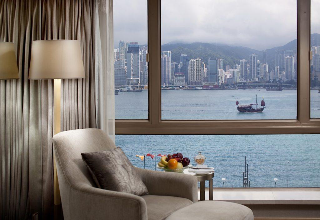 chambre Royal Garden Hotel Hong Kong