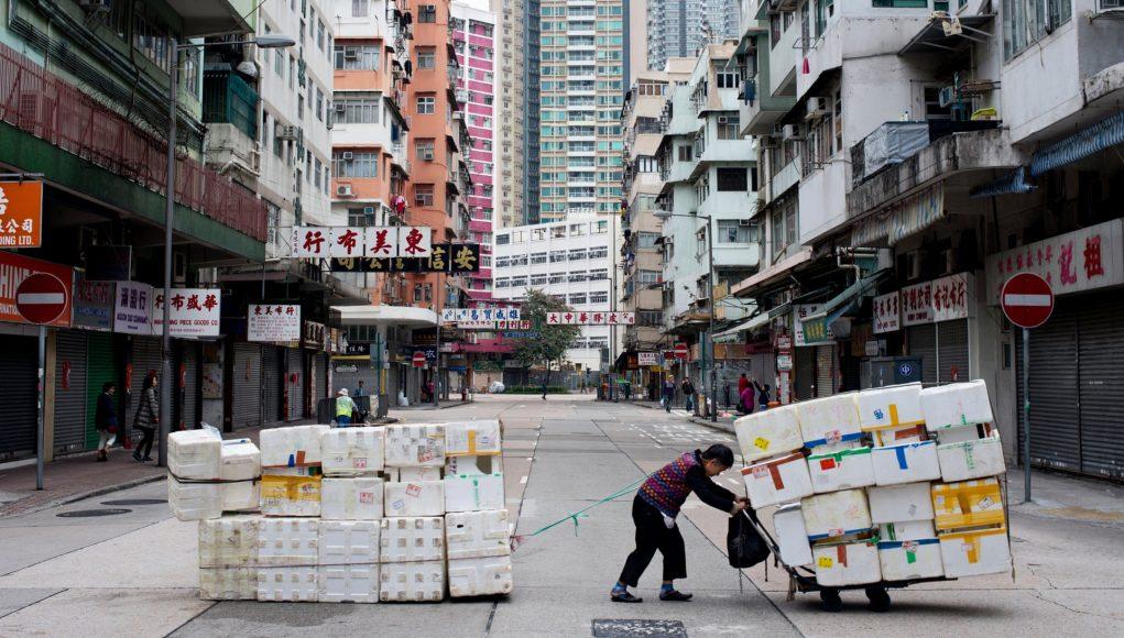 Pauvreté a Hong Kong
