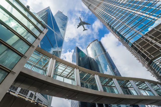 immeubles bureaux hong kong