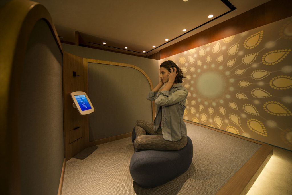 Cathay Pacific The Mind Sanctuary