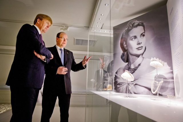 Prince Albert Grace Kelly exposition